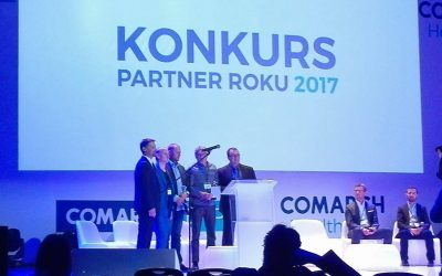 Insoft Consulting Partnerem Roku firmy Comarch